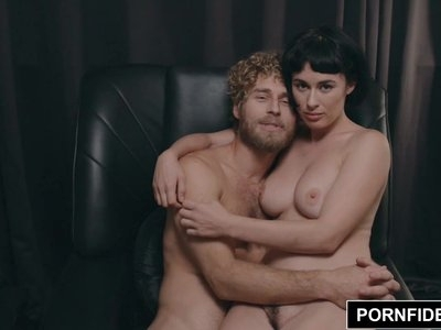 PORNFIDELITY Olive Glass Shares Intimate Secrets