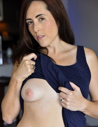 """Hello hello everyone at FTV! Thanks for watching this lovely update. I mean any day the photographer says """"your job is to cum"""" I get excited. That one brown toy holy smokes! :) Call me over to use that thing anytime."""