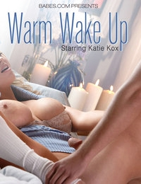 Enjoy Katie's truly amazing breasts as she shares a morning of passionate sex with her lover.