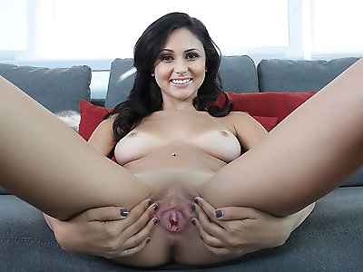 This hot girl loves to fuck and can't wait to get drilled on the casting couch