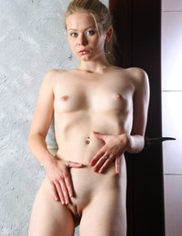 Superb blonde Grace has some really stunning forms