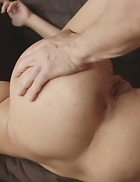 Saucy hottie Aidra Fox cant wait to see her man so she can suck his hard dick and give him a hard wet pussy ride