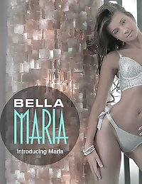 Forget the glitz and glamour, all Maria needs to have a wild time is her own two hands. Take a peek at this curvaceous brunette peeling her clothes off just for you, so slowly the teasing will drive you wild. Long and lithe, Maria's legs are flexible and eager to pull you in close. As Maria fingers her pussy, the sensual pleasure of her eager solo masturbation builds to an explosive crescendo. Nothing else in the world matters to Maria as her hips buck with ecstasy and moans escape her lips, riding the waves of an intense orgasm to the erotic finish.