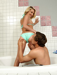 BATH MATE with Dakota Skye, Tyler Nixon - ALS Scan photo #1