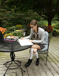 HOME STUDY with Tali Dova - ALS Scan photo #1