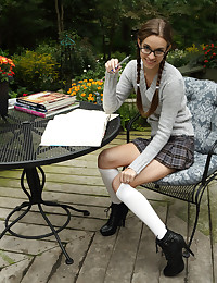 HOME STUDY with Tali Dova - ALS Scan photo #2