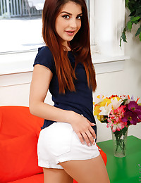 Nubiles.net - featuring Nubiles Sally Squirt in charming-hottie photo #2