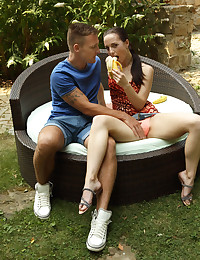 MEAT AND FRUIT with Kristy Black, Matt Ice - ALS Scan photo #2
