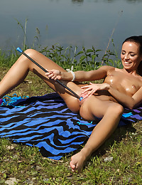 SUNKISSED with Gina Devine - ALS Scan photo #11