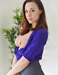 Her Secretary Look photo #6