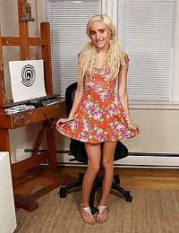 PIGTAILED MUSE with Naomi Woods - ALS Scan photo #3