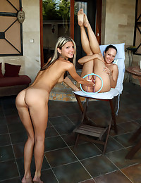 FISTING ANGEL with Blue Angel, Gina Gerson - ALS Scan photo #12