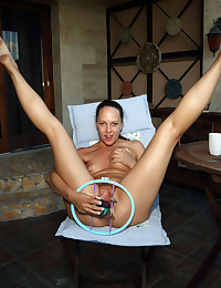 FISTING ANGEL with Blue Angel, Gina Gerson - ALS Scan photo #14