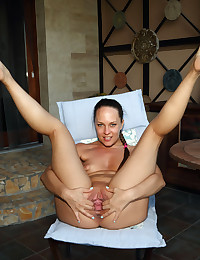 FISTING ANGEL with Blue Angel, Gina Gerson - ALS Scan photo #15