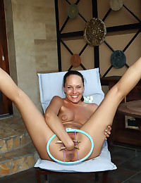 FISTING ANGEL with Blue Angel, Gina Gerson - ALS Scan photo #9