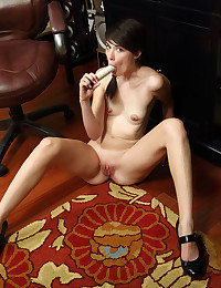 SLOW STRIP with Emily Grey - ALS Scan photo #16