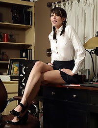 SLOW STRIP with Emily Grey - ALS Scan photo #2