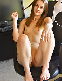 Her Figure At Play photo #15