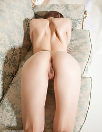 Nude brunette perfection photo #20