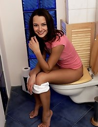Fedorov-hd-Nastia-wc-russian-mooie-schattige-model-sweet-ass photo #1