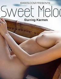 Nude Pics Of Karmen In Sweet Melody - Babes.com photo #10
