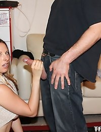 :: Shes New.com presents Chrissy Sanders in... Chrissy Is Wet :: photo #4