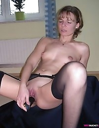 Wife Bucket - Real amateur wives and MILFs! Swingers too! photo #13