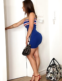 MikesApartment ™ presents Adelle Booty in Booty In Town photo #2
