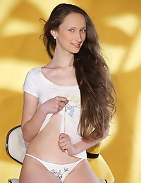 MetART - Irene POR Leonardo - LESIEN photo #1
