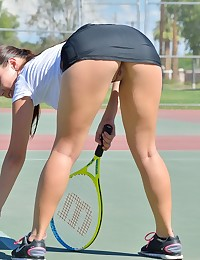 FTV Girls Tennis Jenna Style - FTVGirls.com photo #6